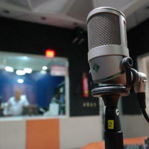 Studio Hintergrund